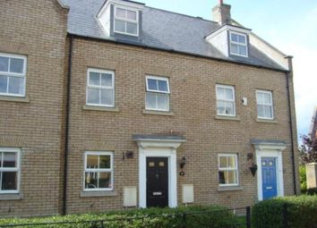 Thumbnail 3 bed terraced house to rent in Columbine Road, Ely