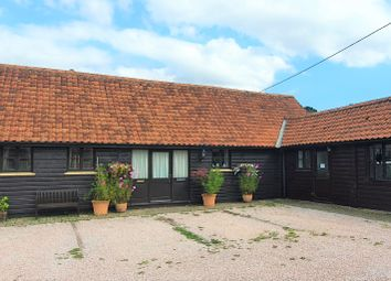 Thumbnail 2 bed detached bungalow for sale in High Street, Newton Poppleford, Sidmouth