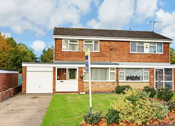 Thumbnail 3 bed semi-detached house for sale in Lodge Avenue, Barton-Upon-Humber
