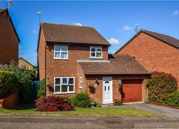 Thumbnail 3 bedroom detached house for sale in Goddard Way, Saffron Walden