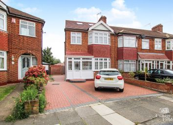 4 bed end terrace house for sale in Lynmouth Avenue, Bush Hill Park, Enfield EN1