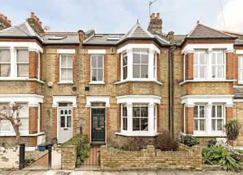 Thumbnail 4 bed terraced house for sale in Latham Road, Twickenham