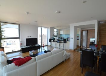 Thumbnail 3 bed flat for sale in Rumford Place, Liverpool, Merseyside