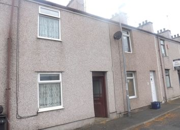 Thumbnail 2 bedroom end terrace house for sale in Armenia Terrace, Holyhead