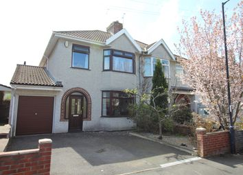 Thumbnail 3 bed semi-detached house for sale in Fitzroy Road, Fishponds, Bristol