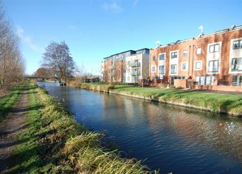 Thumbnail Town house for sale in Provis Wharf, Aylesbury, Buckinghamshire