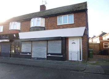 Thumbnail Commercial property to let in Dovedale Road, Fulwell, Sunderland