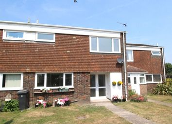 Thumbnail 3 bed terraced house to rent in Barley Close, Martin Mill, Dover