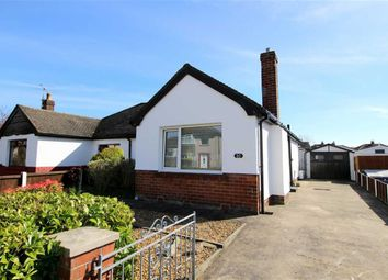 Thumbnail 2 bedroom semi-detached bungalow for sale in Harrison Road, Fulwood, Preston