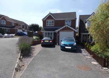 Thumbnail 3 bed detached house for sale in Byrton Drive, Ellistown