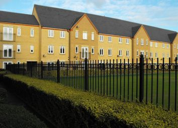 Thumbnail 2 bedroom flat to rent in Brook View, Grange Park, Northampton