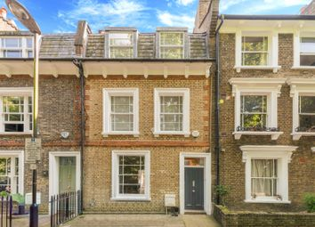 Thumbnail 3 bed terraced house to rent in Harecourt Road, Islington, London