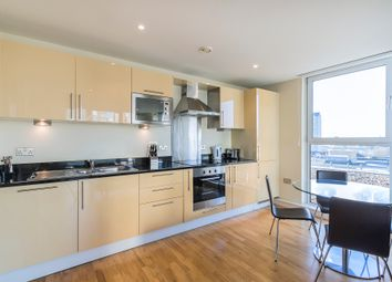 Thumbnail 2 bed flat for sale in Lantern's Court, London