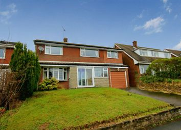 Thumbnail 4 bed detached house for sale in Martin Dale, Loggerheads, Market Drayton