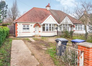 Thumbnail 2 bedroom semi-detached bungalow to rent in Booth Rise, Northampton
