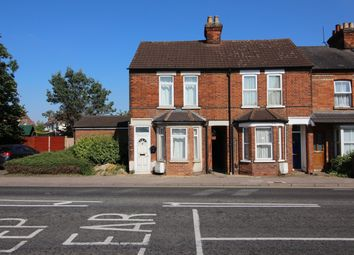 Thumbnail 4 bedroom end terrace house to rent in Newnham Avenue, Bedford