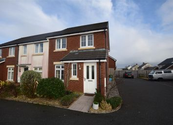 Thumbnail 3 bed end terrace house for sale in Bryn Celyn, Llanharry, Pontyclun