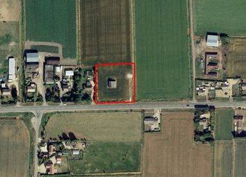 Thumbnail Land for sale in Herne Road, Ramsey St. Marys