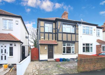 Thumbnail 3 bed semi-detached house for sale in Spring Grove Crescent, Hounslow