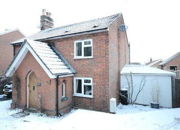 Thumbnail 2 bed semi-detached house for sale in Aldershot Road, Church Crookham, Fleet