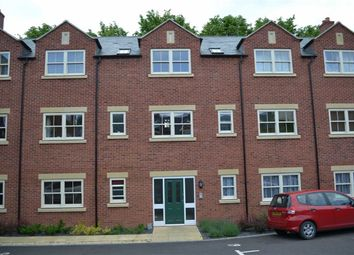 Thumbnail 2 bed flat for sale in Jaeger Close, Belper