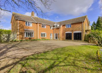 Thumbnail 5 bed detached house for sale in Bardwell, Bury St Edmunds, Suffolk