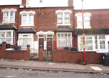 Thumbnail 2 bed terraced house for sale in Kentish Road, Handsworth, Birmingham
