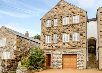 Thumbnail 4 bedroom detached house for sale in Hill Top Road, Newmillerdam, Wakefield