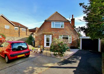 Thumbnail 4 bed detached house for sale in Ashacre Lane, Worthing