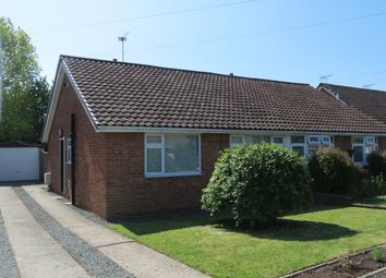 Thumbnail 2 bed bungalow to rent in Mayfield Drive, Hucclecote, Gloucester