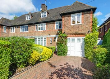 Thumbnail 5 bed semi-detached house for sale in Chalton Drive, Hampstead Garden Suburb, London