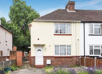 Thumbnail 3 bedroom end terrace house for sale in New Close, London