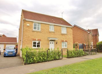 Thumbnail 3 bed detached house for sale in Meadowgate, Brampton Bierlow, Rotherham
