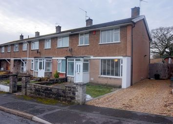 Thumbnail 3 bedroom end terrace house for sale in Robin Hill, Dinas Powys