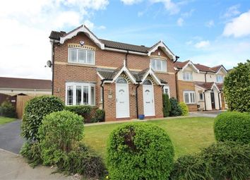Thumbnail 3 bed semi-detached house for sale in Lyminton Lane, Treeton, Rotherham