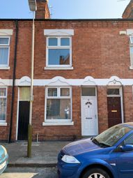 Thumbnail 2 bed terraced house for sale in Ventnor Street, Leicester