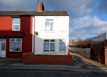Thumbnail 1 bed flat to rent in Houghton Road, Thurnscoe