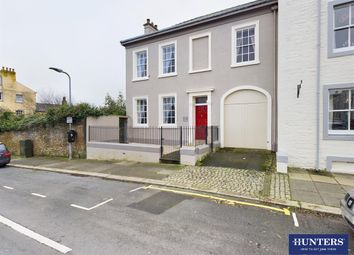 Thumbnail 5 bed town house for sale in Eaglesfield Street, Maryport