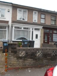 Thumbnail 3 bed terraced house for sale in Somerville Road, Small Heath