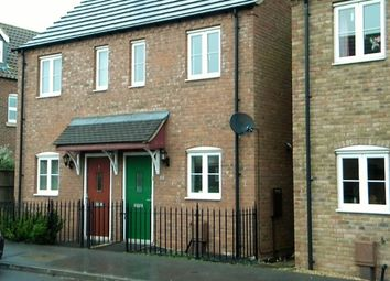 Thumbnail 2 bed semi-detached house to rent in St Lawrence Drive, Bardney, Lincoln