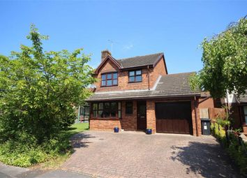 Thumbnail 4 bed detached house for sale in Danestone Close, Middleleaze, Swindon