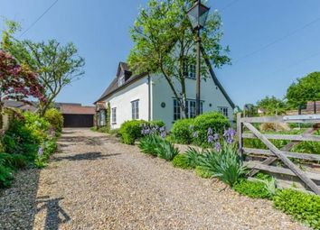 Thumbnail 3 bed detached house for sale in Foxton, Cambridge