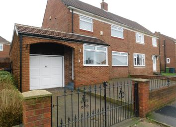 Thumbnail 3 bedroom semi-detached house for sale in Rhodesia Road, Sunderland