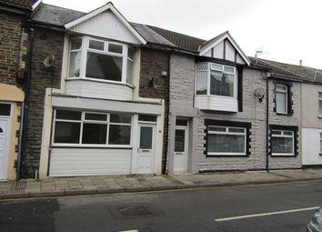 Thumbnail 2 bedroom terraced house to rent in Llewellyn Street, Ferndale