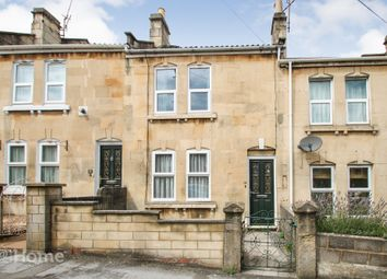 Thumbnail 2 bed terraced house for sale in Herbert Road, Bath