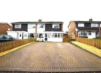 Thumbnail 3 bed semi-detached house for sale in Gallowstree Lane, Westlands, Newcastle