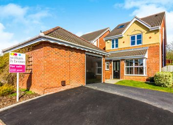 Thumbnail 4 bed detached house for sale in Fox Farm Court, Brampton Bierlow, Rotherham