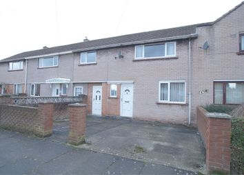 Thumbnail 3 bed terraced house for sale in Cresswell Avenue, Harraby, Carlisle, Cumbria