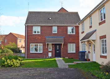Thumbnail 3 bed detached house for sale in Izod Road, Rugby