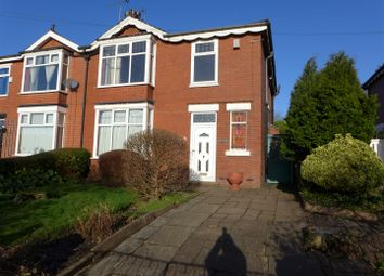 Thumbnail 3 bed semi-detached house for sale in Heywood Hall Road, Heywood